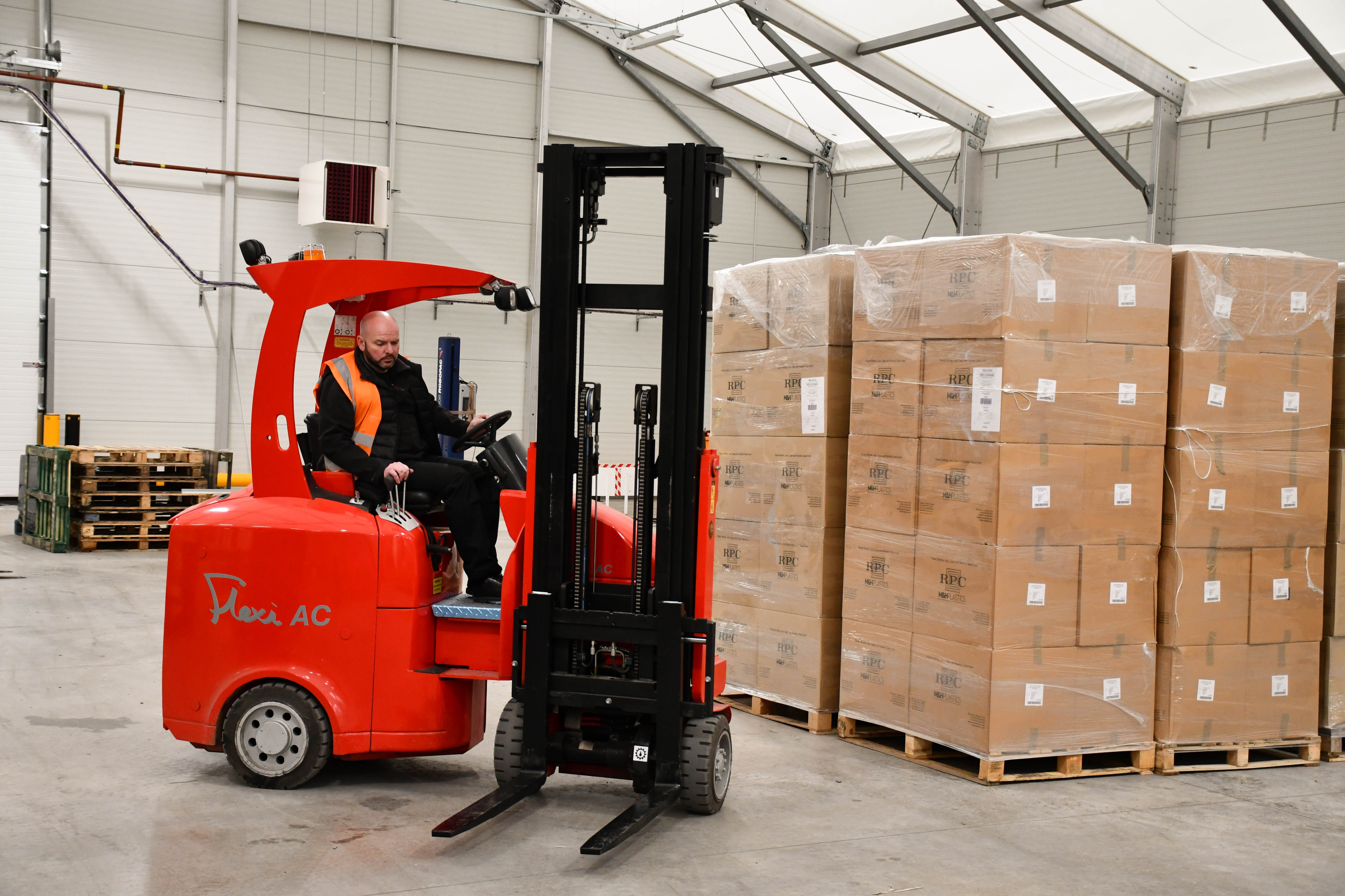 Logistics Boom Expected Over December