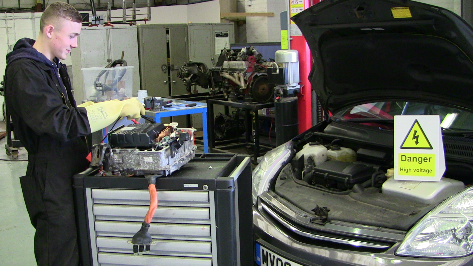 Courses in Automotive
